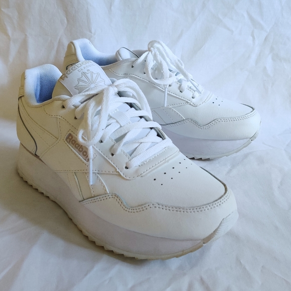 Reebok Harman Double Platform Sneakers